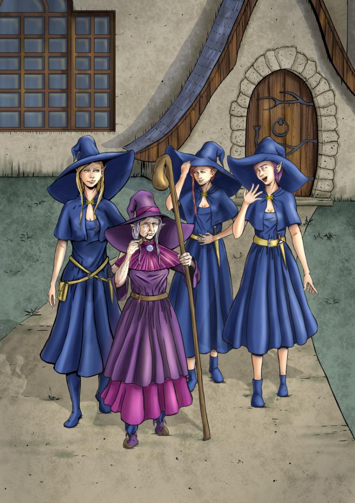 Příběh sester - 1. kapitola